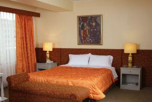 Faraona Grand Hotel standard room
