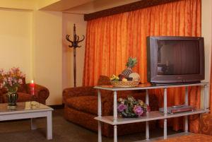 Faraona Grand Hotel room