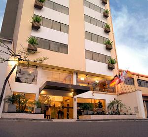 Imagen del sofisticado Hotel Mariel, Miraflores Peru
