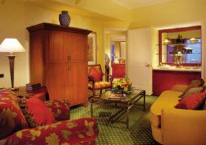 JW Marriott Lima Jr. Suite