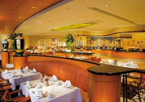 JW Marriott Lima La Vista Restuarant