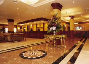 Melia Hotel Lima - lobby