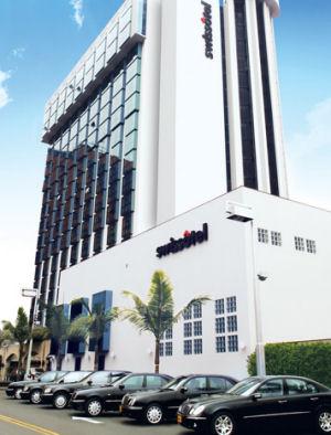 Swissôtel luxury hotel in Lima