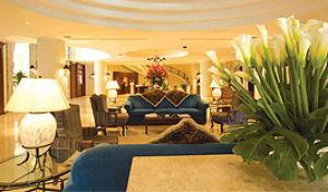 Swissôtel Lima lobby
