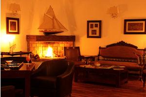 La Hacienda Bahia Paracas Hotel - El Candelabro Lounge