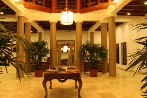 Hotel La Hacienda Bahía Paracas - lobby