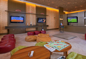 Libertador Paracas Luxury Hotel - Kids Club activities room