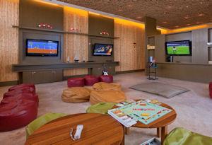 Libertador Paracas Luxury Hotel - Kids Club activities room