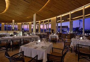 Restaurante Ballestas del Hotel Libertador Paracas Luxury