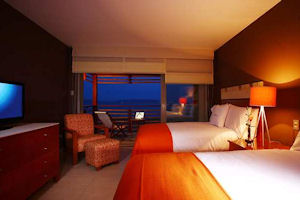 Paracas Double Tree by Hilton - double room