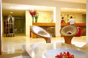 Paracas Double Tree by Hilton - reception