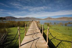 Muelle privado - Casa Andina Private Collection Puno