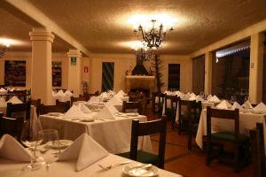 Restaurante - Casa Andina Private Collection Puno