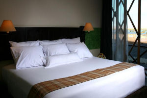 Casa Andina Private Collection Puno Hotel king size bed