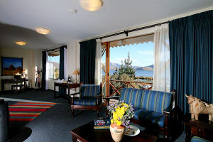 Casa Andina Private Collection Puno Hotel lounge