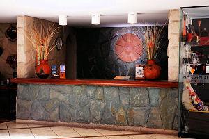 Area de recepción - Casa Andina Private Collection