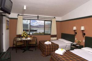 Habitación doble en el Hotel Sonesta Posadas del Inca