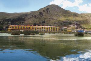 Hotel Sonesta Posadas del Inca al pie del Lago Titicaca