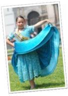 Lima tour de fotografía - bailarina pequeña