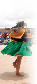 Traditional dance and food, wonderful people and amazing natural scenice beauty make Puno a great vacation destination.