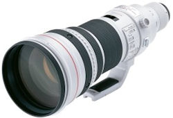 Utilizar Canon EF 600mm f/4L IS USM