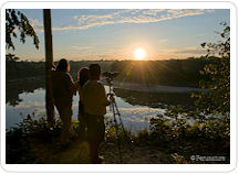 Perunature Photographers Sunset