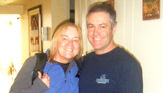 Colin and Sheryl Navin from United Kingdom