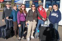 Opinión de Jim Booth y familia acerca de Fertur Perú Travel