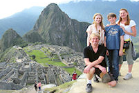 Papp family testimonial about their vacation with Fertur Peru Travel