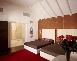 Suite doble del Casa Cartagena Boutique Hotel y Spa