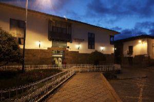Exteriores del hotel Libertador Palacio del Inka Cusco