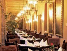 Restaurante Illariy del Hotel Monasterio en Cusco