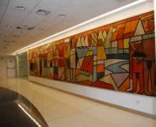 Ramada Costa Del Sol mural