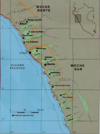 The Moche Circuit along Peru's northern coast