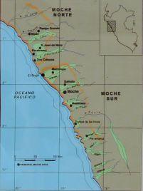 The Moche Circuit along Peru's northern coast