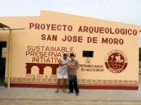 Modern artisans create perfect replicas of ancient Moche pottery at the Project San Jose de Moro - Sustainable Preservation Initiative