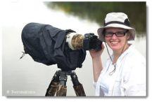 Advanced camera equipment for Tambopata photo tour