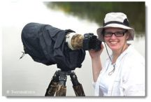 Advanced camera equipment for Tambopata photo tour