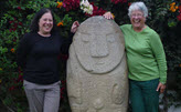 Deb Freeman and Pam Moore from USA loved their Peru tour package