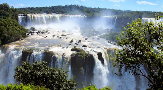 Iguazu Falls Image