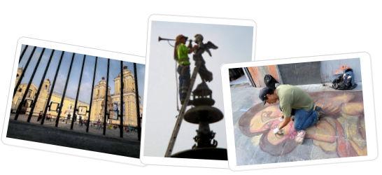 Tour fotográfico en la ciudad de Lima