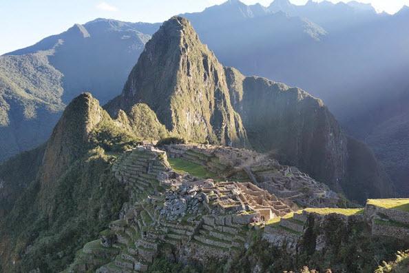 Contact Fertur Peru Travel for a private guided tour of Machu Picchu.
