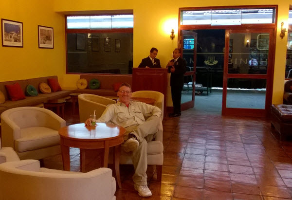 Rick Vecchio, director de Desarrollo y Marketing de Fertur Perú Travel