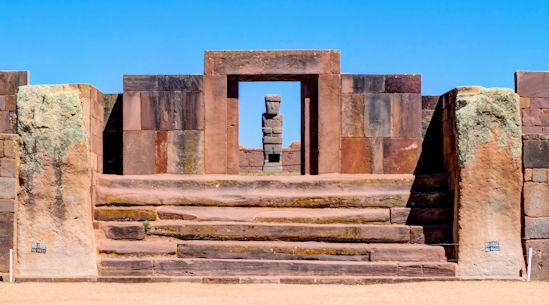 Tiwanaku - Bolivia