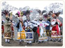 There is no festival in the world comparable to the Qoyllur Rit'i festival.