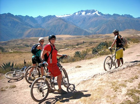 Book this Cuzco Sacred Valley Bike Tour early