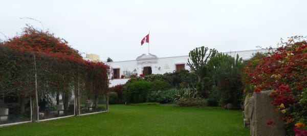 The Larco Museum of Lima