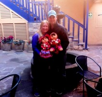 Alanna and Jay chose Peru for their honeymoon