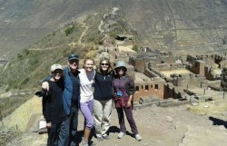 Magas family toured Cusco and Machu Picchu with private guides