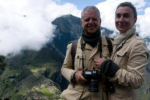 Andrea and Antonella (founders of the Italian magazine Anima Mundi - Adventures in Wildlife Photography) loved their Cusco tours and accommodations provided by Fertur Peru Travel